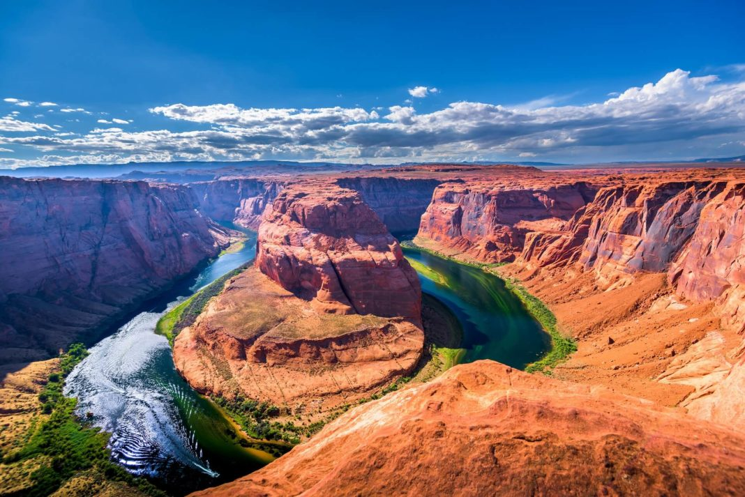 grand canyon national park horseshoe bend travel usa