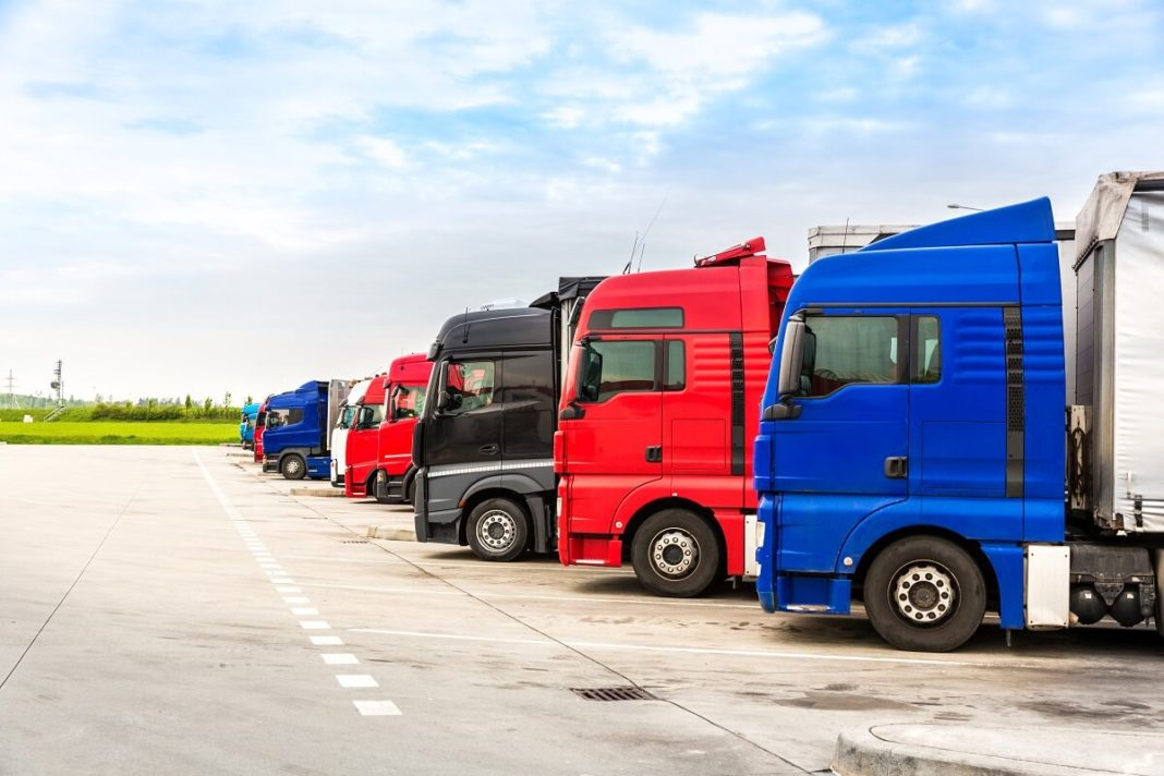 hydrogen powered lorries and trucks