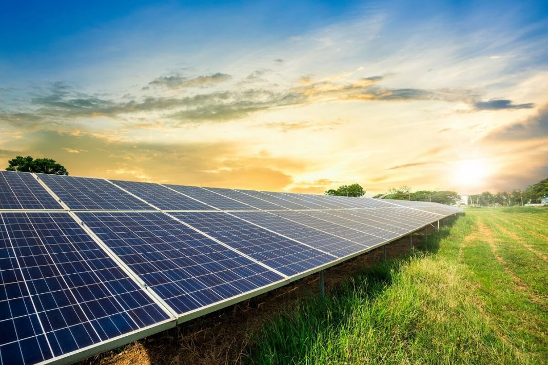 Solar energy for cryptocurrency mining