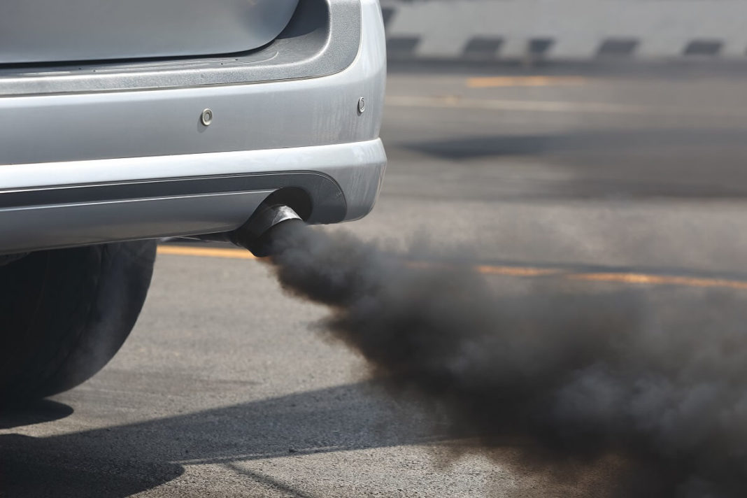 EURO 7 emission standards air pollution from vehicle exhaust