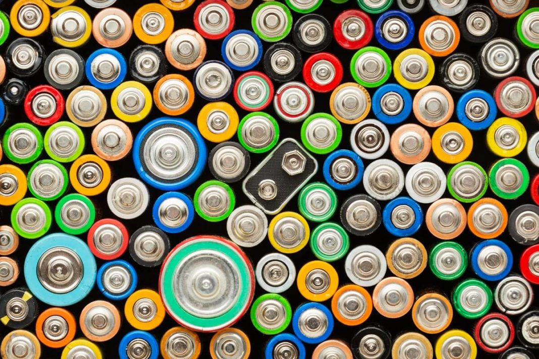 Disposal and recycling of old batteries