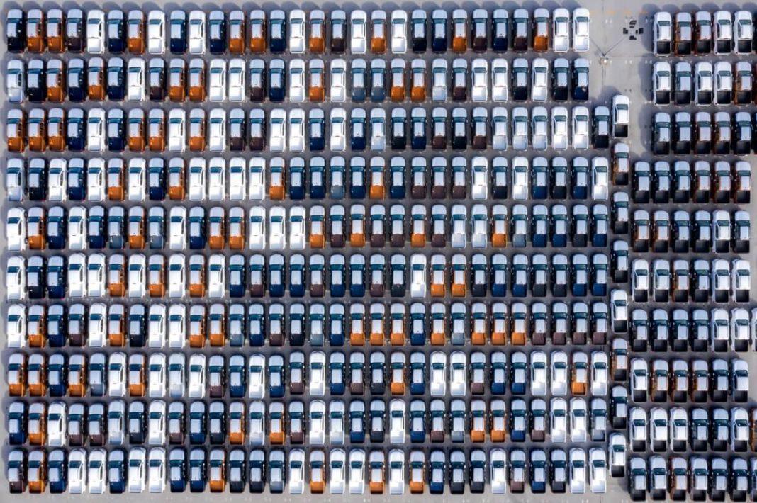 Volkswagen gigafactories of batteries for electric cars