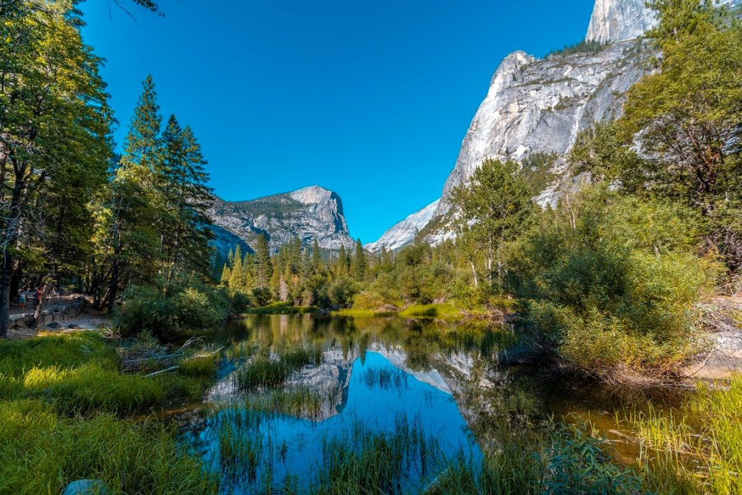 yosemite national park california united states